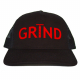 GRIND | Trucker Cap with Red Print